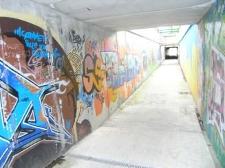 sottopassaggio ciclo pedonale Brandolini 2011
