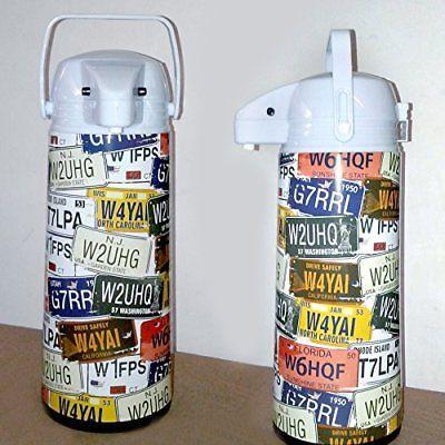 Thermos-Caraffa-Airpot-Max-19Lt-Inox-DISTRIBUTORE-BEVANDE