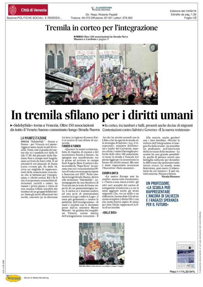 gazzettino side