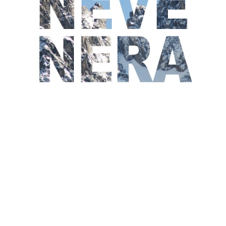 Neve Nera by Andrea Vincenzo Lucchi